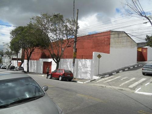 Imagem 1 de 10 de Excelente Galpão À Venda, 400 M² - Bairro Taboão - São Bernardo Do Campo / Sp - 62768