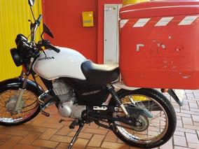 Moto Cg125 Ks Zero Único Dono Acompanha Baú