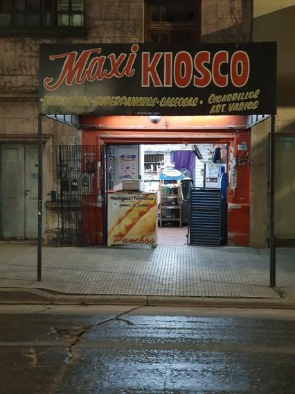 Venta Fondo De Comercio Maxikiosko En Centro De Fcio Varela
