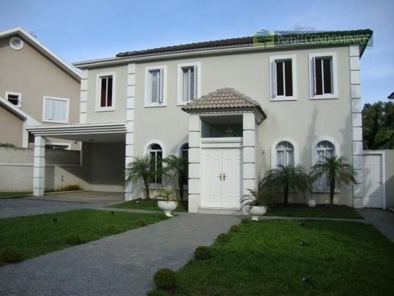 Casa Com 4 Dormitórios À Venda, 340 M² Por R$ 1.800.000,00 - São João - Curitiba/pr - Ca0136