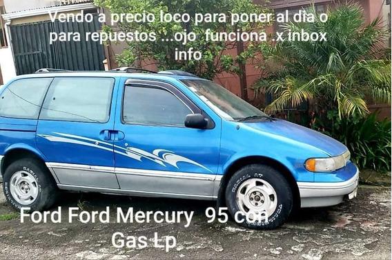 Ford Mercury Americana