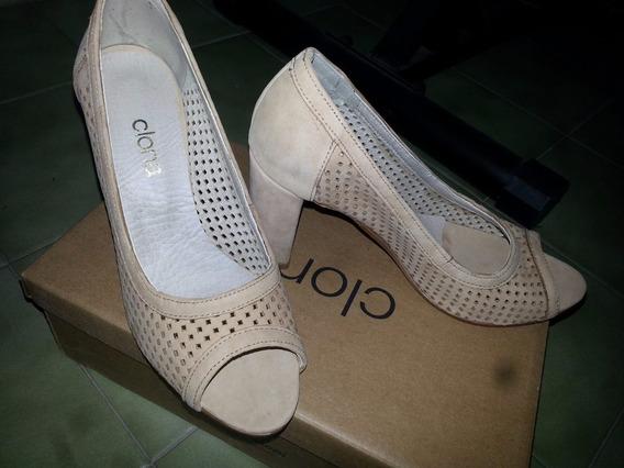 Zapatos Clona Numero 36 Nuevos Sin Uso
