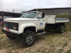 Caminhão Gm Chevrolet D13.000 Ano 1987 Tração 4x2 (toco)
