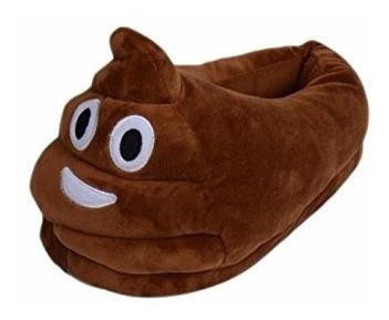 Pantufas Whatsapp Emoji Emoticon Poop Cocô