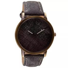 Relógio Masculino Stainless Social Barato Couro