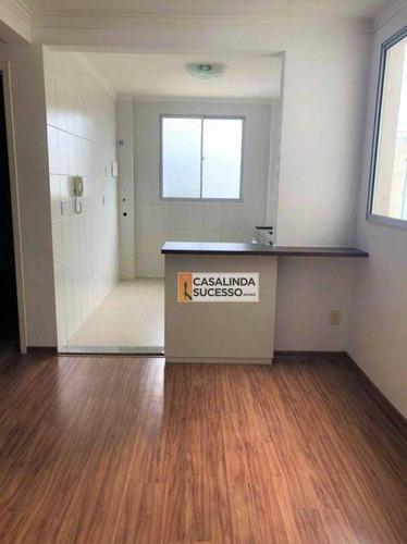Imagem 1 de 9 de Apartamento Com 2 Dormitórios À Venda, 43 M² Por R$ 216.000 - Vila Cosmopolita - São Paulo/sp - Ap6343
