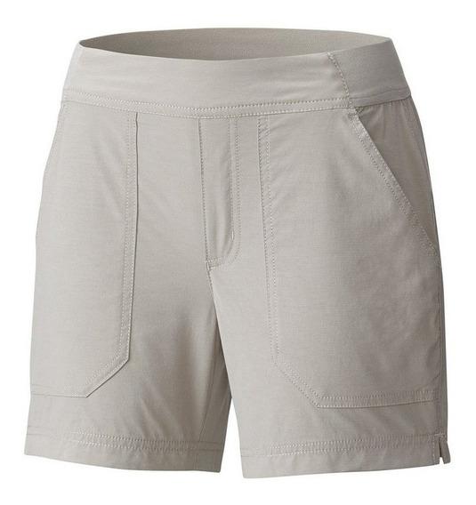 Shorts Columbia Walkabout Flint Grey Feminino Original