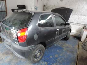 Sucata Do Fiat Palio 2 Porta Motor Bamco Teto Cambio Trazera