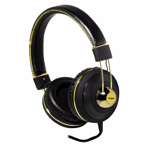 Fone De Ouvido Headphone Profissional Yoga Cd-67 - Temosloja