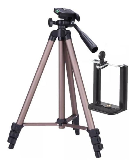 Tripé Celular Fotografia Com Suporte Universal Wt3130