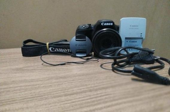 Câmera Powershot Sx520
