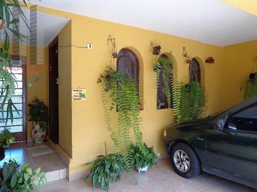 Sobrado Com 2 Dormitórios À Venda, 170 M² Por R$ 550.000,00 - Mooca (zona Leste) - São Paulo/sp - So1177