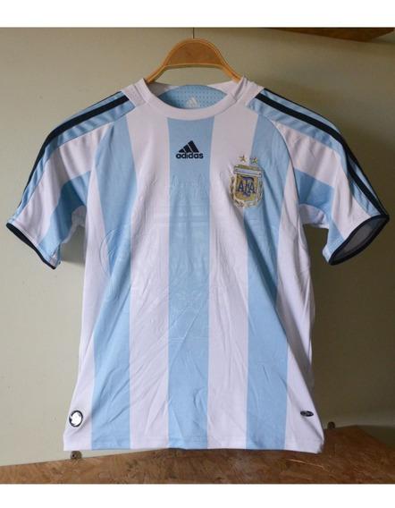 Camiseta Seleccion Argentina adidas Niño Titular *original*