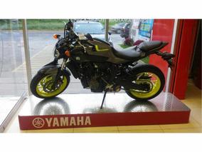 Yamaha Mt 07