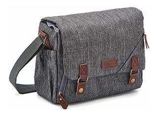 Dslr Gadget Bag, Bolsa De Hombro Grande Resistente Al A...