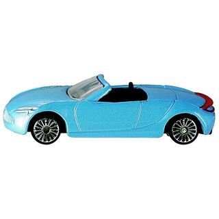 Maisto 1:64 Fresh Metal - 2001 Buick Bengak Concept - Azul