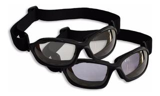 Goggles Moto Cambian Transparente A Obscuro Fotocromaticos