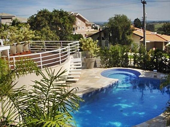 Casa À Venda Em Loteamento Alphaville Campinas - Ca200998