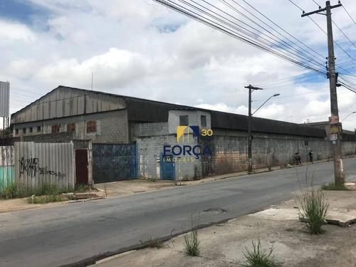Galpão Para Venda, 2164 M² Por R$ 4.500.000,00 - Água Chata - Guarulhos/sp - Ga0416