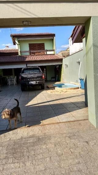 Casa Residencial À Venda, Wanel Ville, Sorocaba. - Ca1202