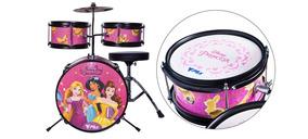 Bateria Acústica Phx Bid-p2 Disney Princesas 14 + Brinde