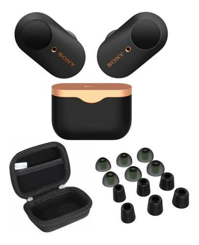 Imagen 1 de 9 de Auriculares Ergonómicos Inalámbricos Con Cancelación De