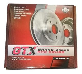 Discos De Freno Mazda 6 2009 2.0 D962gtx (d)