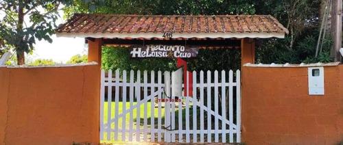 Chácara À Venda, 5220 M² Por R$ 583.000,00 - Cercado - Araçoiaba Da Serra/sp - Ch0014