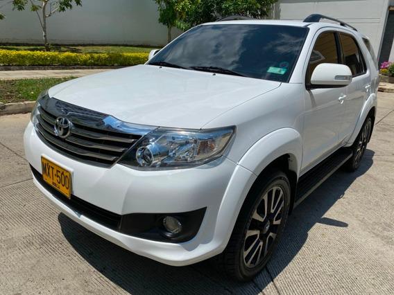 Toyota Fortuner 2014 Unico Dueño