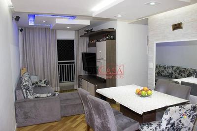 Apartamento Residencial À Venda, Vila Nivi, São Paulo. - Ap3407