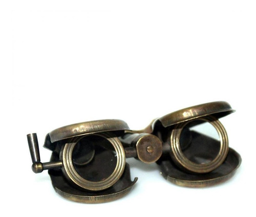 Imagem 1 de 3 de Binóculo Impex Simples 8cm X 11cm X 2cm Trevisan Concept