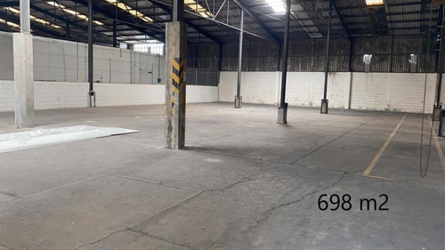 Imagen 1 de 5 de Bodega En Renta Américo Villarreal
