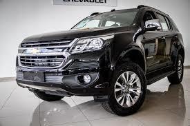 Chevrolet Trailblazer Ltz Premier 4x4 Automatica 7 Plazas Aa