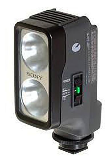 Luz De Vídeo Sony Hvl-20dw2
