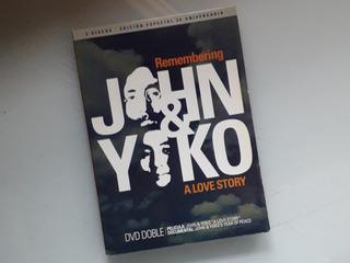 John & Yoko A Love Story (dvd Doble) Colección