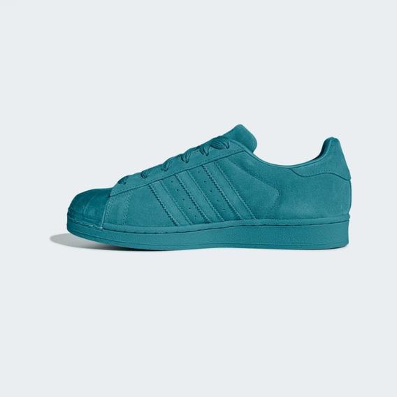 adidas Superstar Originals- Azul