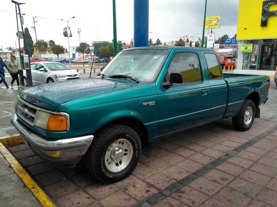 Ranger Xlt Cabina Y Media 1997