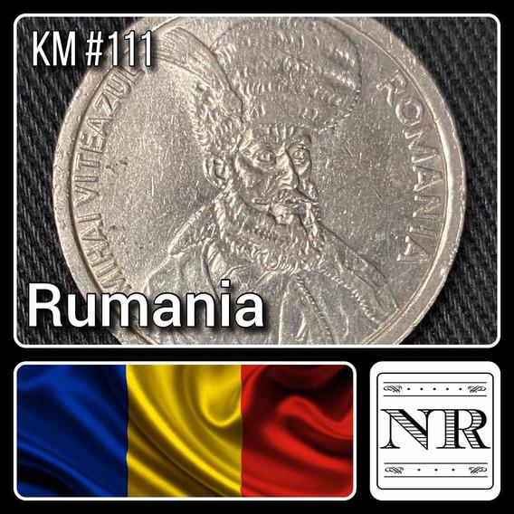 Rumania - 100 Lei - Año 1993 - Km # 111 - Mihai Viteazul