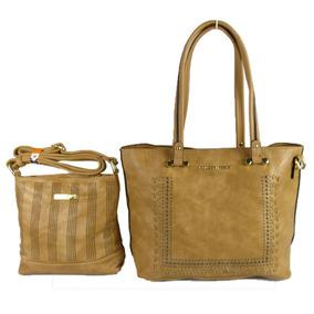Bolsa Feminina Kit Golden Fênix 4982 Promoção