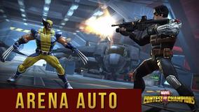 Arena Auto + Mod - Marvel Torneio De Campeõe
