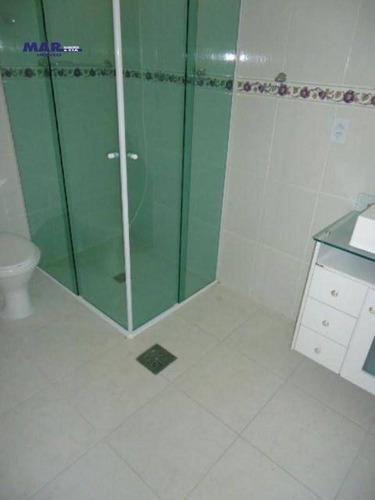 Imagem 1 de 6 de Apartamento Residencial À Venda, Vila Alzira, Guarujá - . - Ap4882