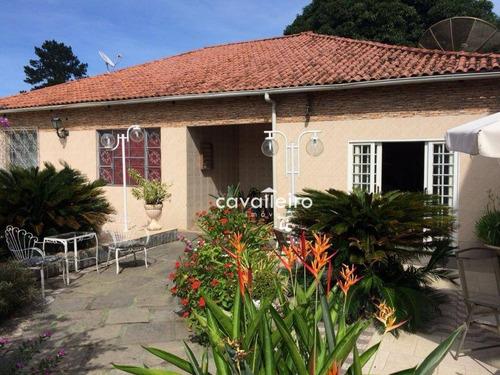 Casa No Centro, Maricá. - Ca2840