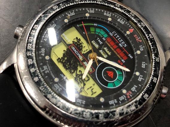 Citizen Wingman Racing C090 Funcionando Display Manchado