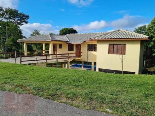 Casa Com 3 Dormitórios À Venda, 472 M² Por R$ 780.000 - Los Álamos Ii - Cotia/sp - Ca1295