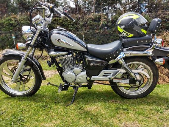Suzuki Gz 150-a Como Nueva