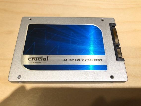 Ssd Crucial 256gb 6gb/s - Produto Importado