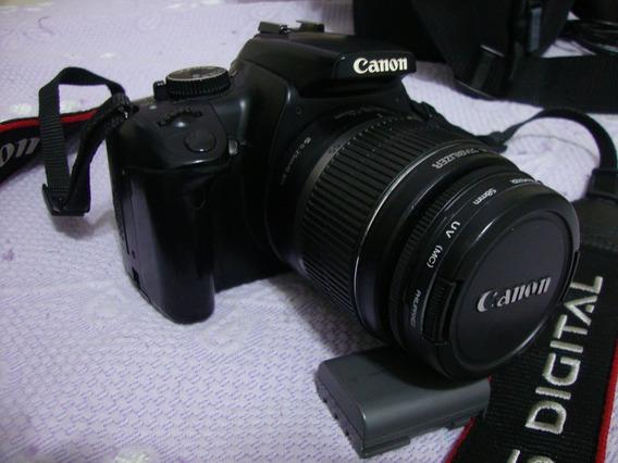 Maquina Fotográfica Canon Rebel Xti Digital Eos