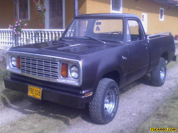 Dodge D-100 Power 1978