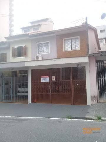Sobrado Com 2 Dormitórios À Venda, 110 M² Por R$ 430.000,00 - Baeta Neves - São Bernardo Do Campo/sp - So0002