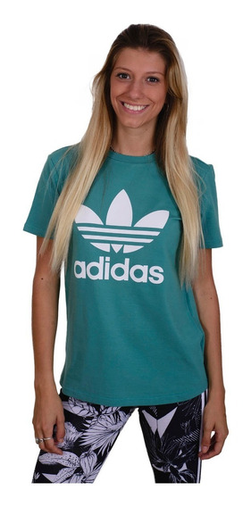 Remera adidas Originals Trefoil -cw9996